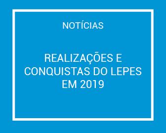 realizações 2019